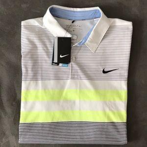 🏌️♂️ NWT Nike Golf Dri-Fit Golf Polo - L ⛳️